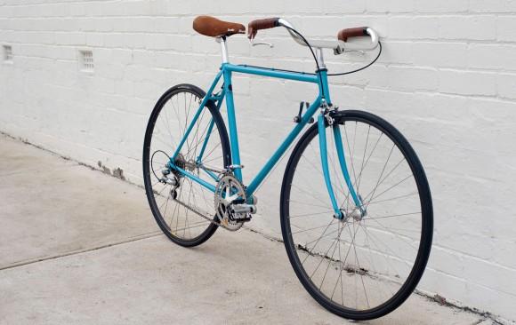 Blue Porteur 52cm - (SOLD)