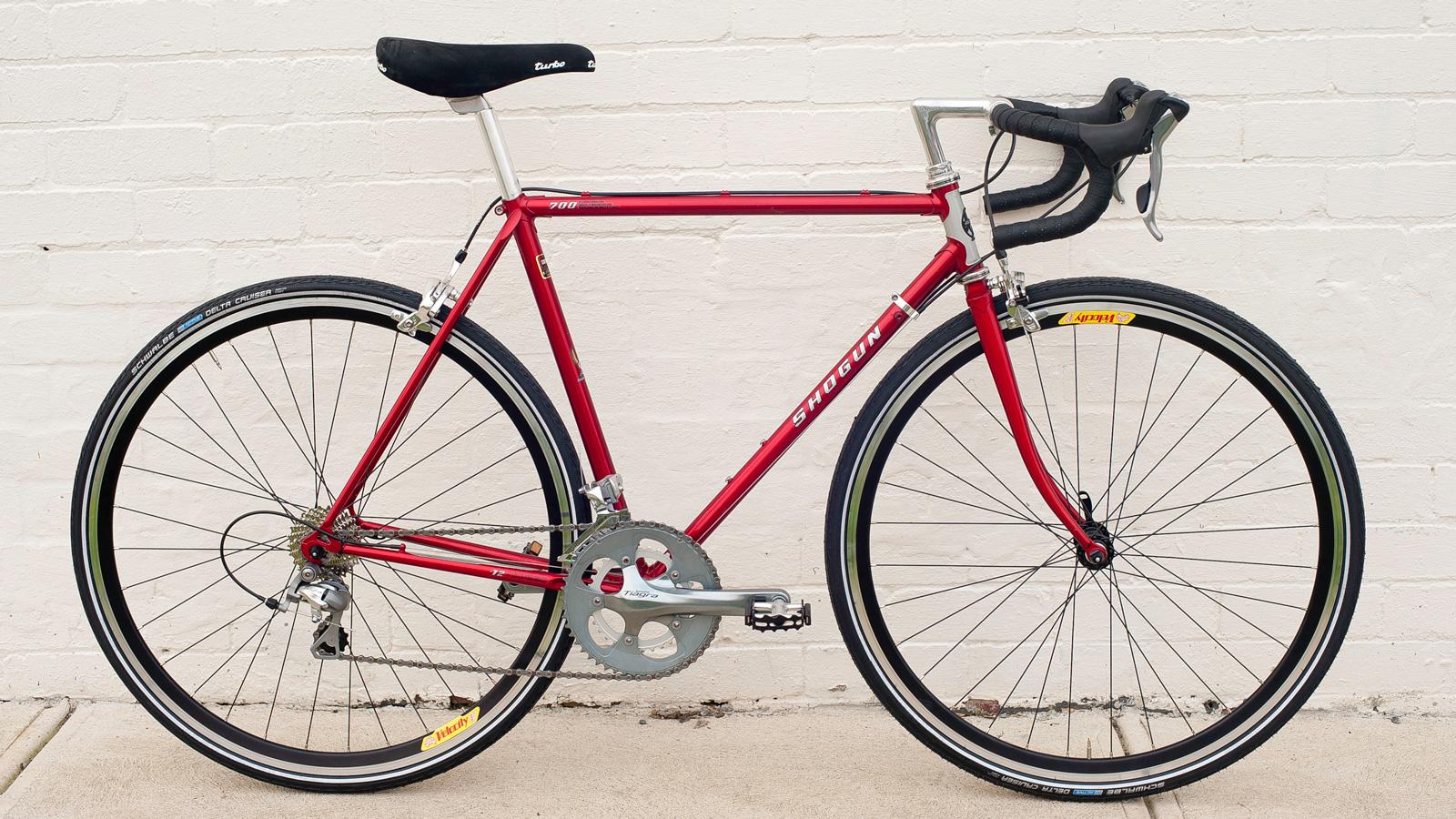 Shogun 700 with Shimano Tiagra 52cm (SOLD)   Pedal Cyclery