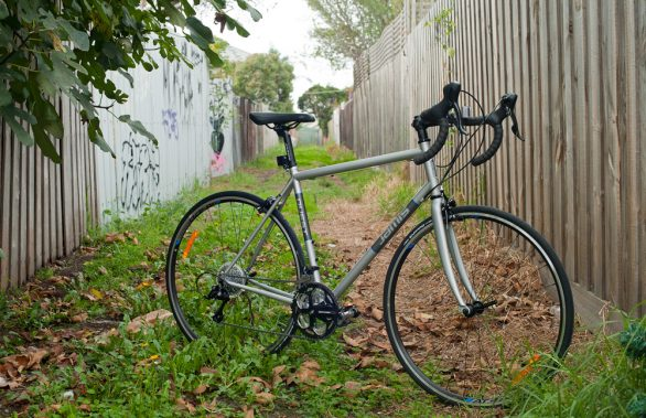 Jamis Steel Frame Commuters