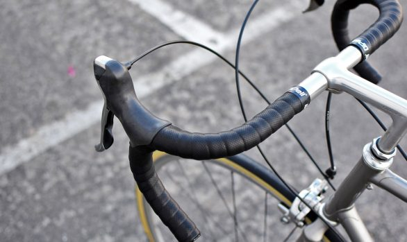 Dipell Leather Handlebar Tape
