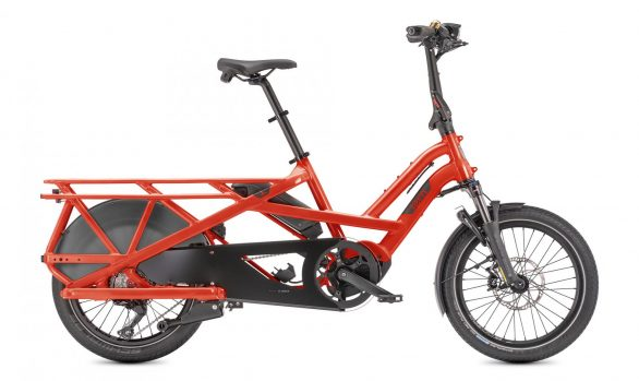 Tern GSD and HSD - Electric Cargo Bicycles