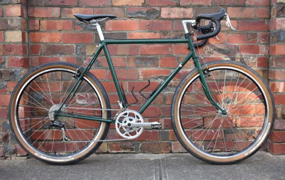 Custom Velo Sport 650b Randonneur
